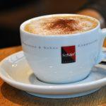 Ein Kaffee bei Tackmann